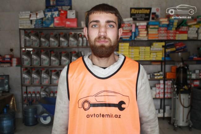 Oruc Əzimov