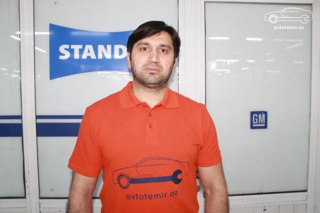 İsmayıl İsmayılov
