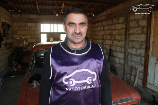 Azər İsgəndərov