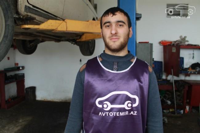 Sənan Ağayev