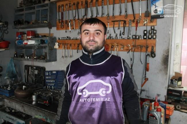 Vasif Mirzəyev