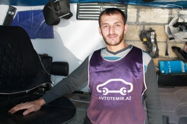 Elçin Bayramov