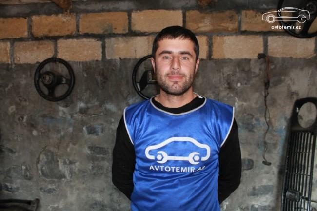 Vüqar Ömərov