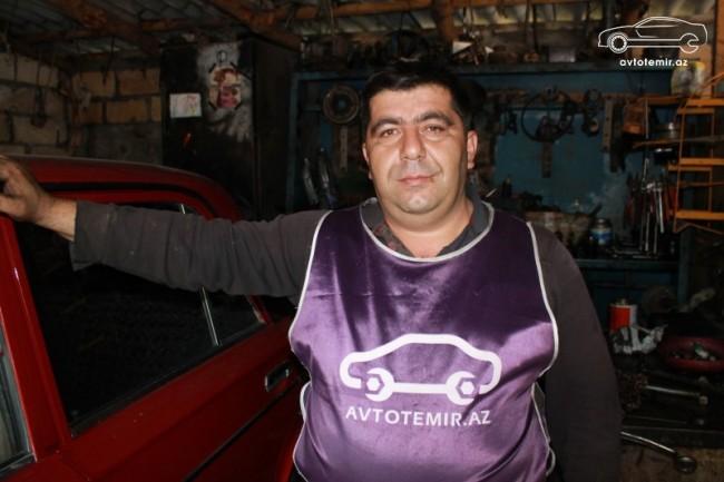 Zaur Ərəbov