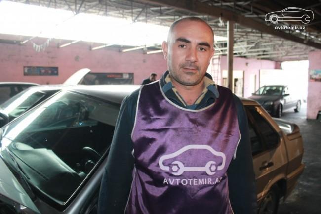 Qalib Qurbanov