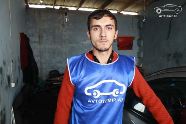 Orxan Yusifov