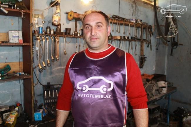 Orxan Bəşirov