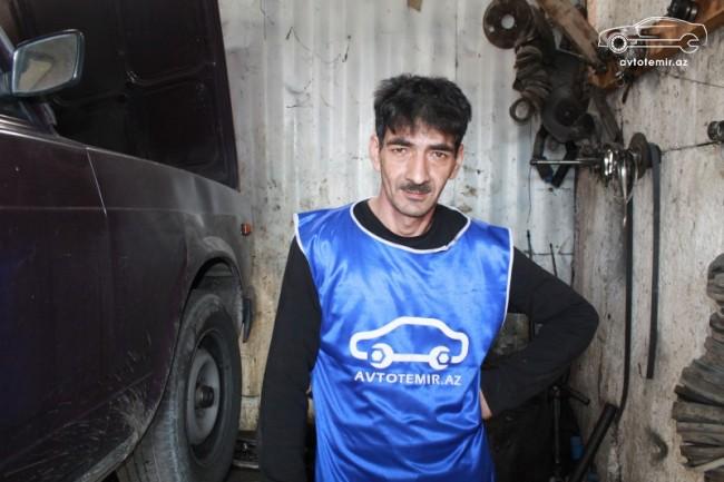 Qadir Şərifov