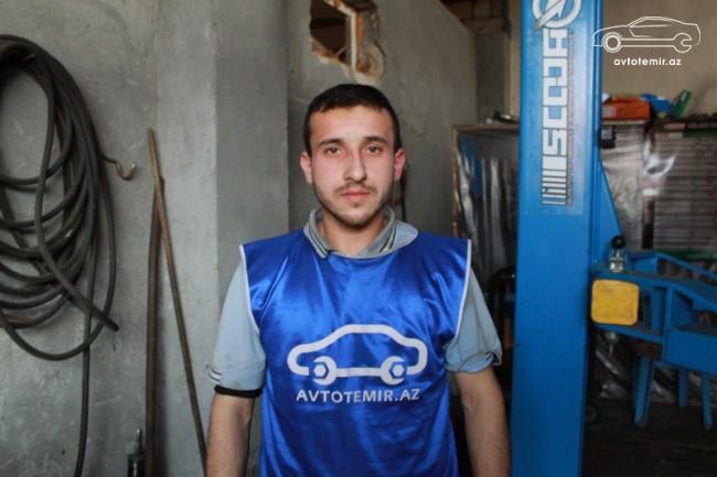 Sərxan Mustafazadə
