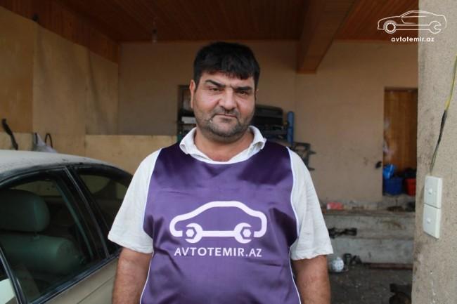 Yaşar Məhərrəmov