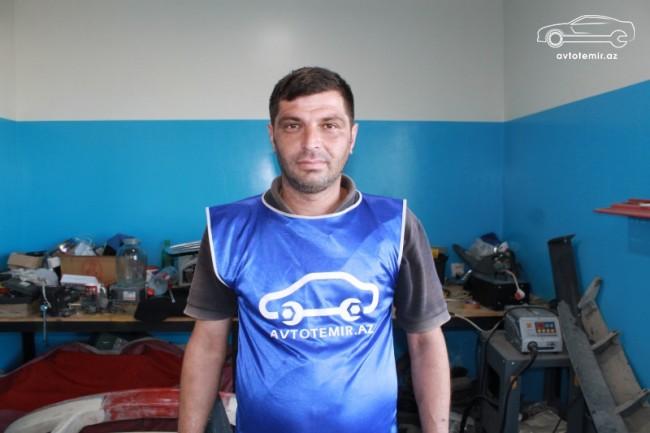 Rüstəm Ağabəyov