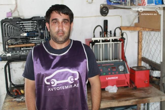Fərhad Qəmbərov