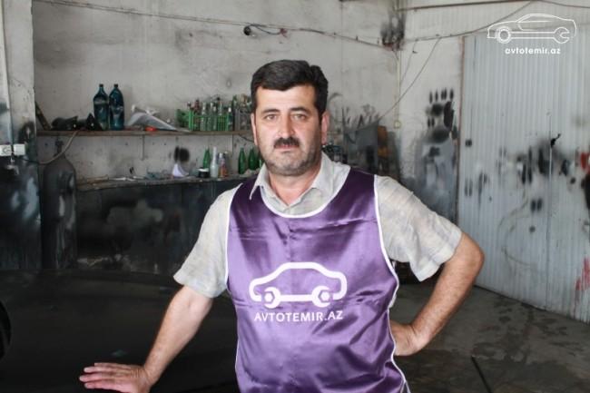 Usaməddin Əliyev
