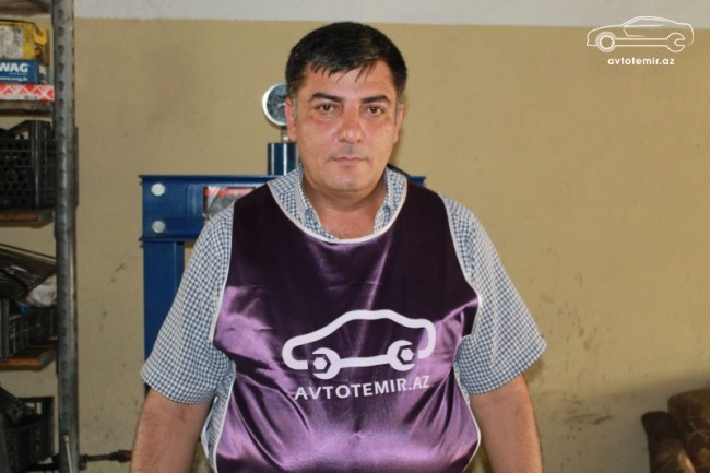 Telman Hacıməmmədov
