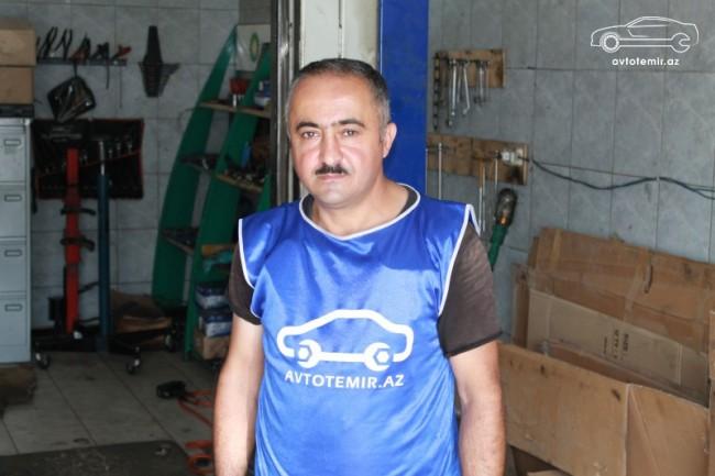 Vüqar Hüseynov