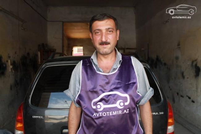 Faiq Məhərrəmov