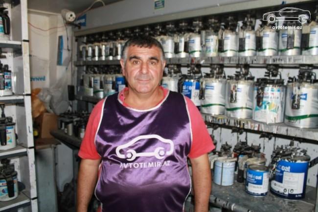 Tahir Əliyev
