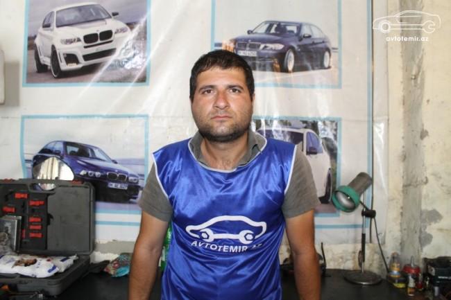 İbrahim Ağayev