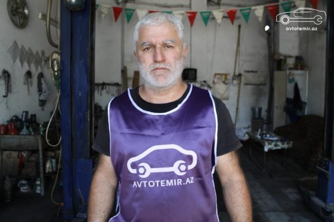 Yaşar Ələsgərov