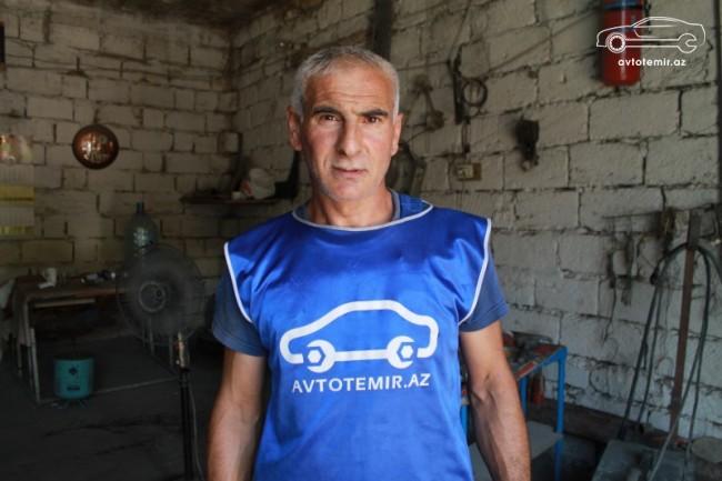 Xaliq Əliyev