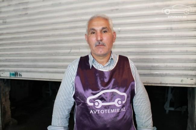 Bakir Şükürov