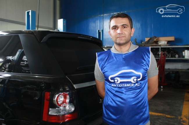 Seymur Babayev