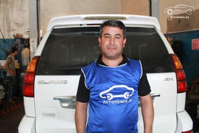 Zahir Hüseynov