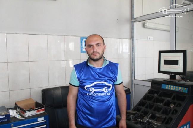 Vüqar Qurbanov