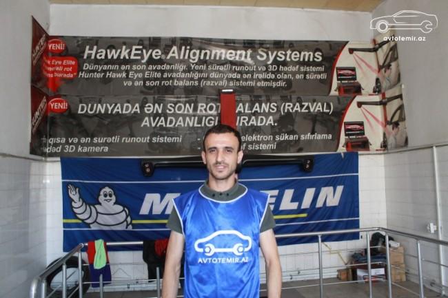 Vüqar Abdullayev