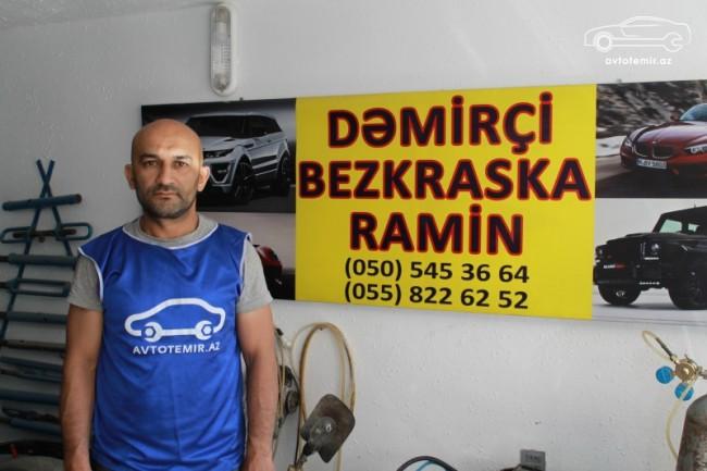 Ramin Qəhrəmanov