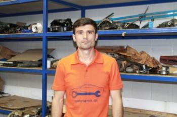 Zaur Qasımov