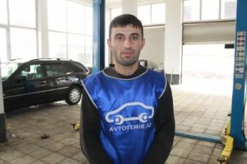 Zamir Əkbərov