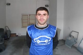 Mahmud Əhmədov