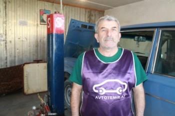 Saleh Həsənov