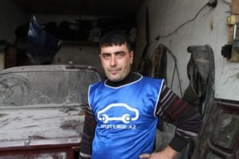 Mayis Ağayev