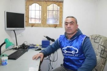 Sahib Əhmədov