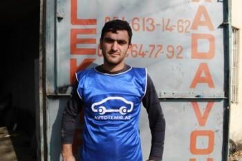 Abuzər Tahirli
