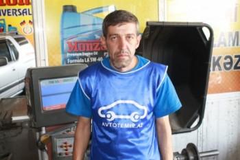 Etibar Aqayev