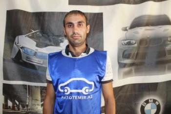 Qalib Səfərov