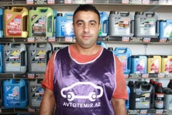 Sərxan Əliyev