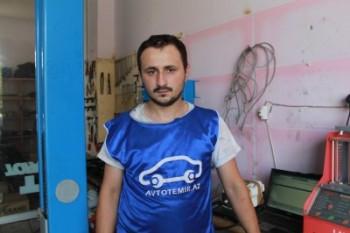 Taleh Baxışov