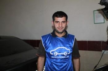 Zaur Mahmudzadə