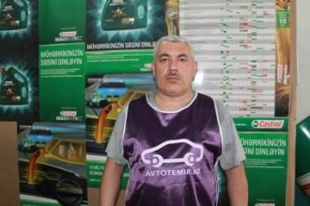 Vüqar Vəliyev