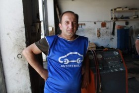 Rövşən Əliyev