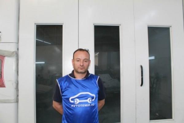 Elşən Bağırov