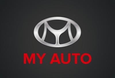 MY AUTO servis loqotipini dəyişdi