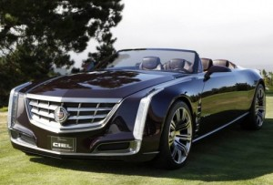Cadillac Ciel 2011- VİDEO