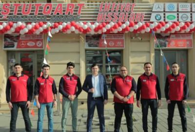 Ştutqart -  Bayıl filialı.  VİDEO, FOTOLAR