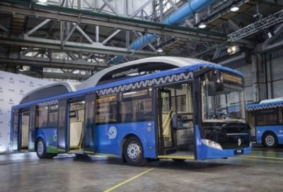 Ruslar elektrobus hazırladılar