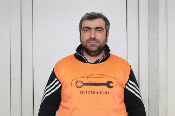 Fuad Mehrabov